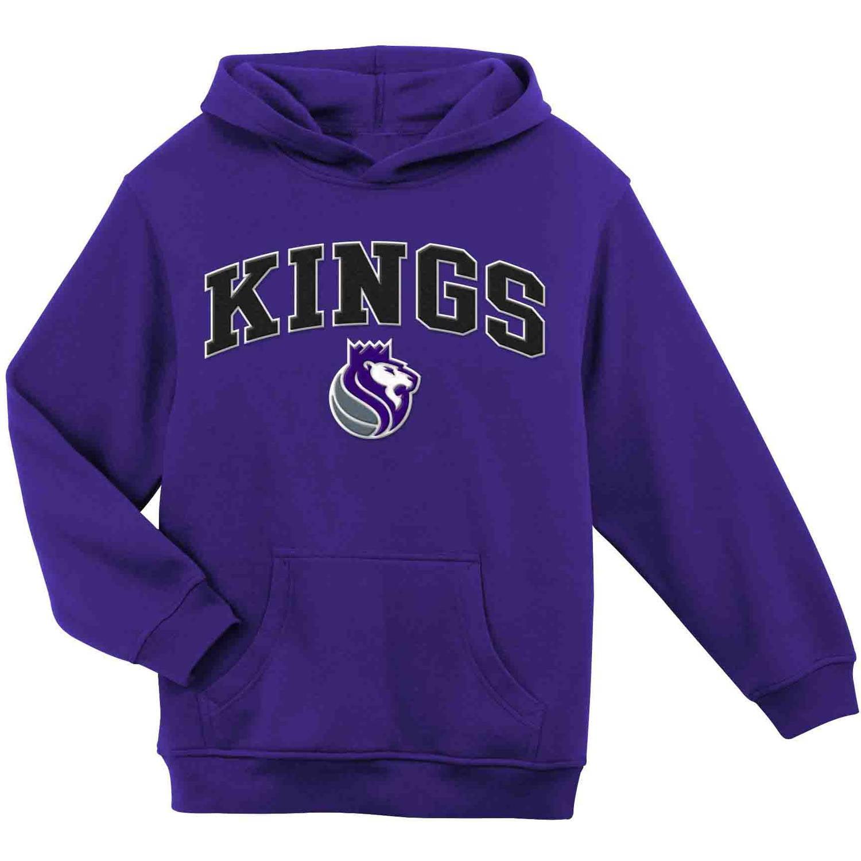 NBA Sacramento Kings Youth Team Hooded Fleece