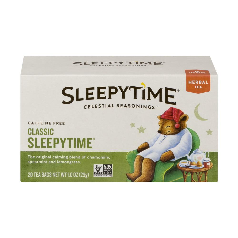 Celestial Seasonings Sleepytime Herbal Tea 20 CT by Celestial Seasonings, Inc.