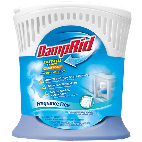 DampRid  Easy Fill Large Room Moisture Absorber with Pouch