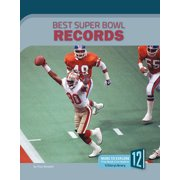 Best of the Superbowl: Best Super Bowl Records (Hardcover)