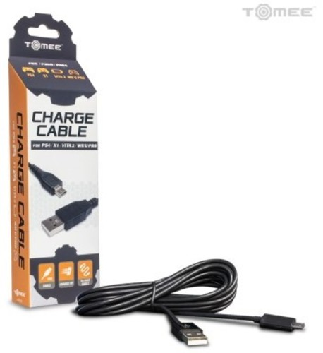 Tomee Universal Micro USB Charge Cable