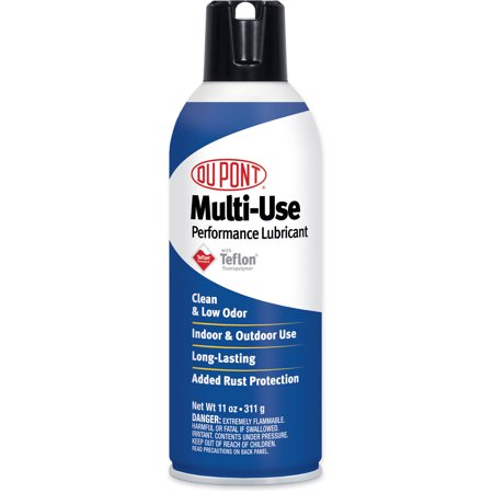 Dupont Teflon Multi Use Lubricant  11 Oz
