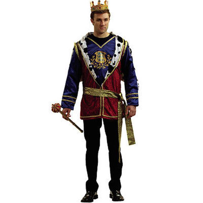 Dress Up America 712 Noble King - Adult