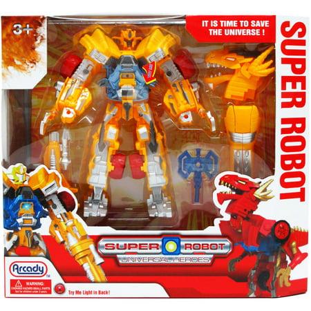 SUPER ROBOT UNIVERSAL HEROES Robot Heroes Bumble Bee