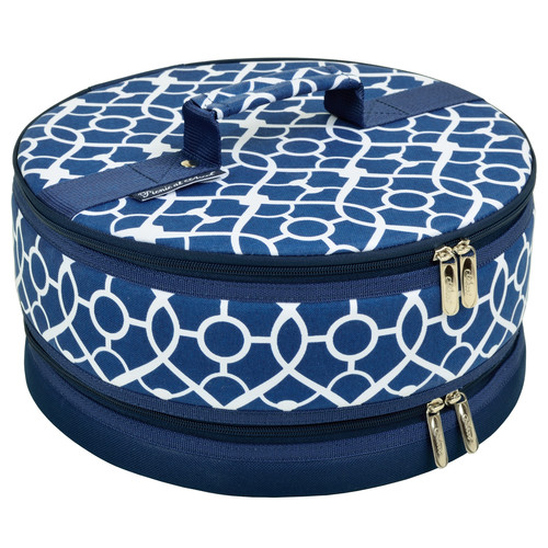 Picnic At Ascot Trellis Cake Carrier