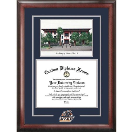 utep miners spirit 11 x 14 graduate diploma frame - Diploma Frames Walmart