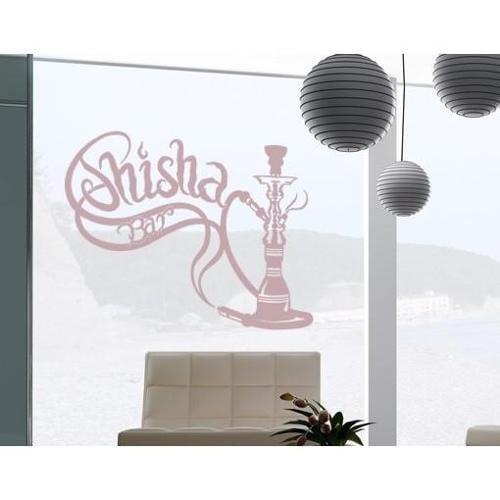 Style and Apply Shisha Window Glass Decal Vinyl Wall Art Home Decor