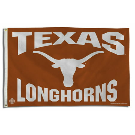 - Texas Longhorns NCAA 3x5 Flag