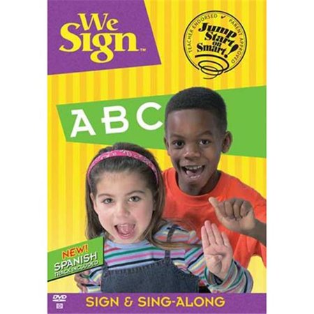 Harris Communications Dvd278 We Sign Abc Dvd