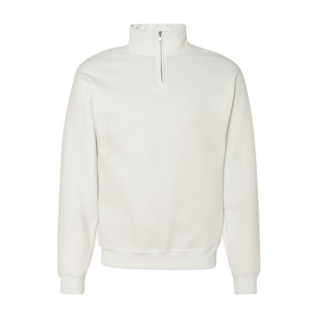 Jerzees Fleece Nublend? Quarter-Zip Cadet Collar Sweatshirt 995MR ()