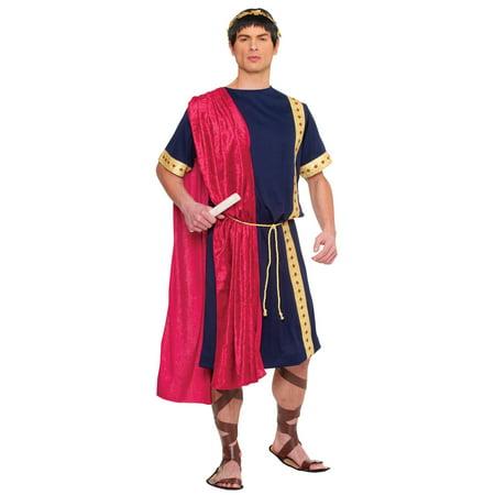 mens roman senator costume std (Senator Roman)