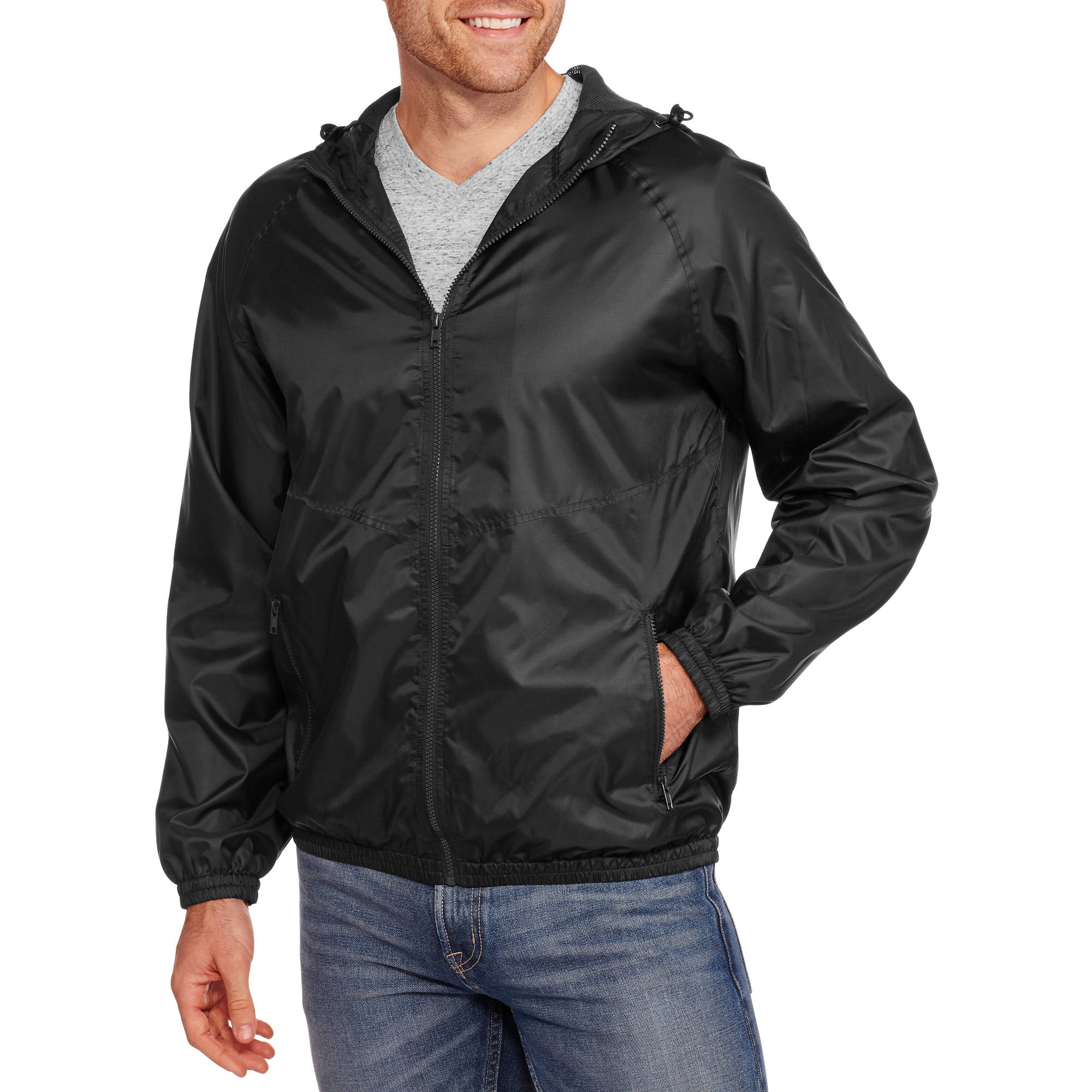 Faded Glory Men's Windbreaker
