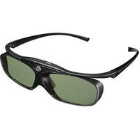 BenQ 3D Glasses - For Projector - Shutter - 26.25 ft - DLP Link - Black
