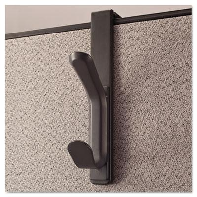 Universal Deluxe Recycled Plastic Cubicle Coat Hook