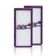 Holmes aer1 True HEPA Allergen Remover Filter Replacement, 2 Pack