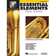 Essential Elements 2000 Comprehensive Band Method: Essential Elements for Band - Tuba Book 1 with Eei: Tuba in C (B.C.) (Paperback)
