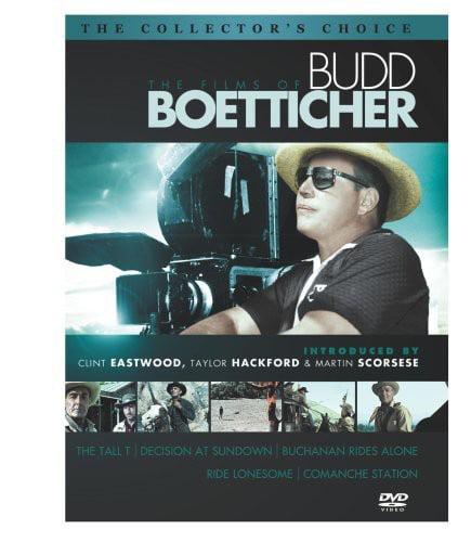 The Films of Budd Boetticher
