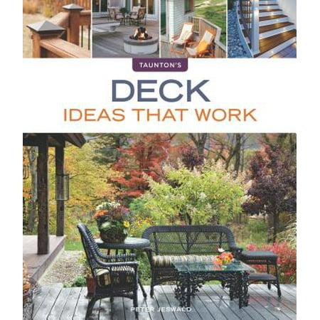 Deck Ideas That Work](Work Appropriate Halloween Ideas)