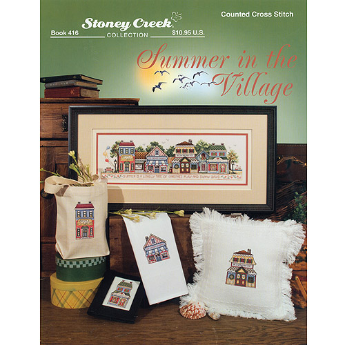 Stoney Creek Summer in The Village Book Multi-Colored