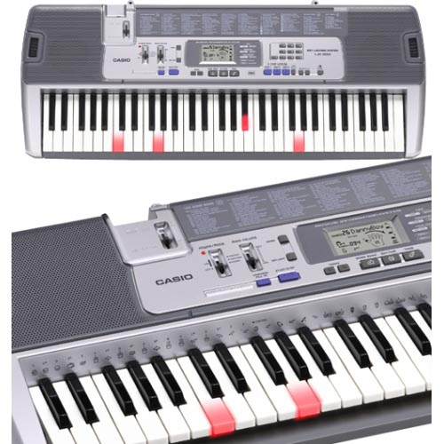 how to learn casio notes
