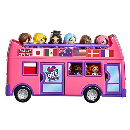 Gift 'Ems Double Decker Tour Bus