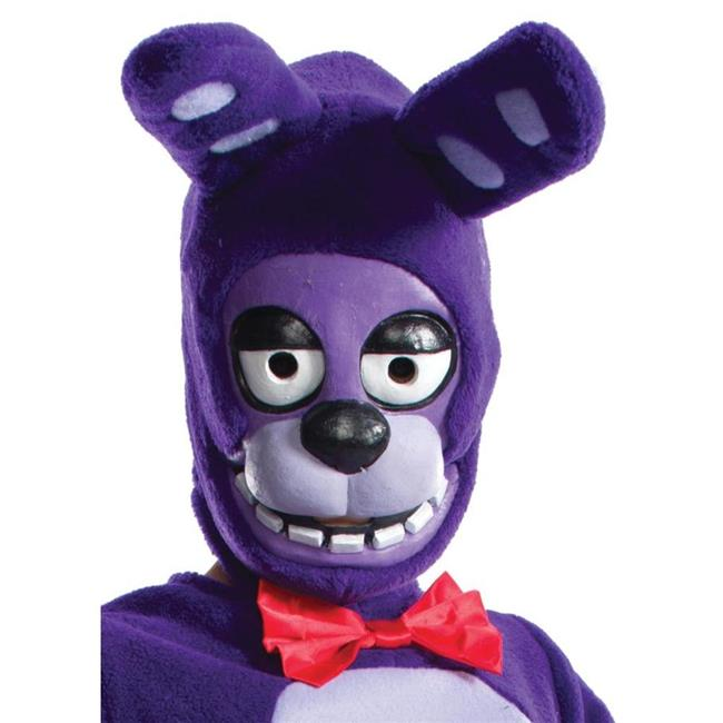 Morris RU33932 Five Nights Bonnie Child 3 by 4 Mask