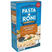 [bundle] (8 Pack) Pasta Roni Fettuccine Alfredo, 4.7 oz Box