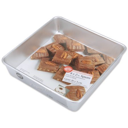 Wilton Performance Pans Aluminum Square Cake And Brownie
