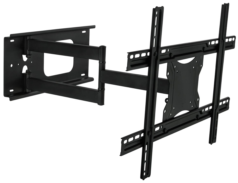 LCD LED Corner TV Wall Bracket 30 32 40 47 50 55 inches Tilt Swivel Universal CC