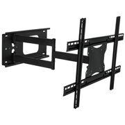 Mount-It! Full Motion Swivel TV Wall Mount Bracket | Fits 32-70 Inch TVs | 600x400 VESA