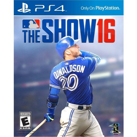Mlb The Show 16   Playstation 4