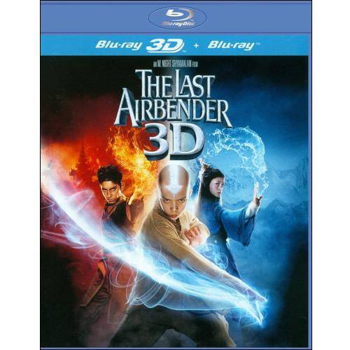 The Last Airbender (3D Blu-ray + Blu-ray) (Widescreen)
