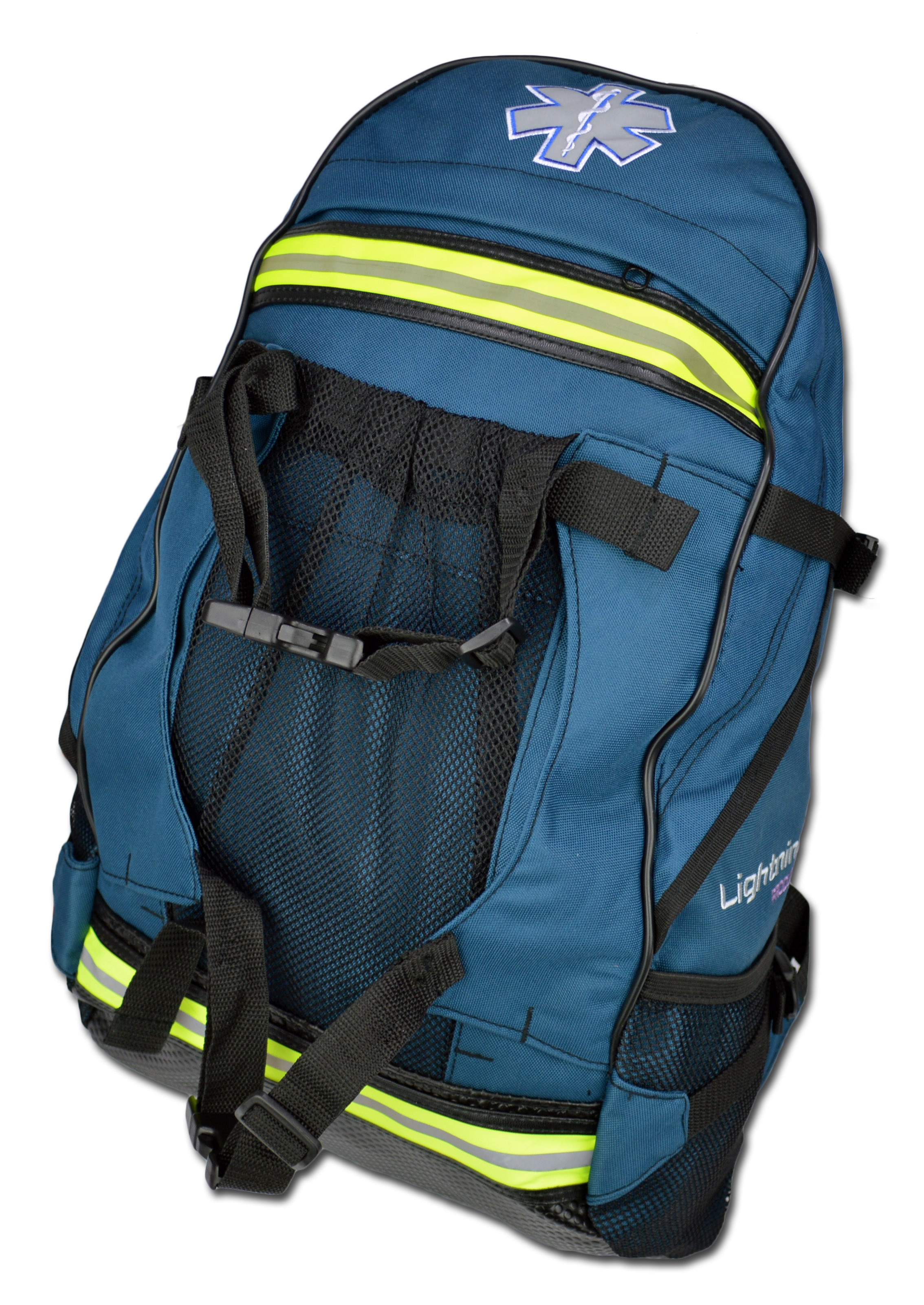Lightning X EMS Special Events First Aid EMT First Responder Trauma Backpack BLS Bag by Lightning X Products, Inc