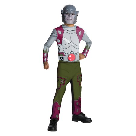 Thundercats Halloween Costumes (Thundercats Panthro Jumpsuit & Mask Costume)