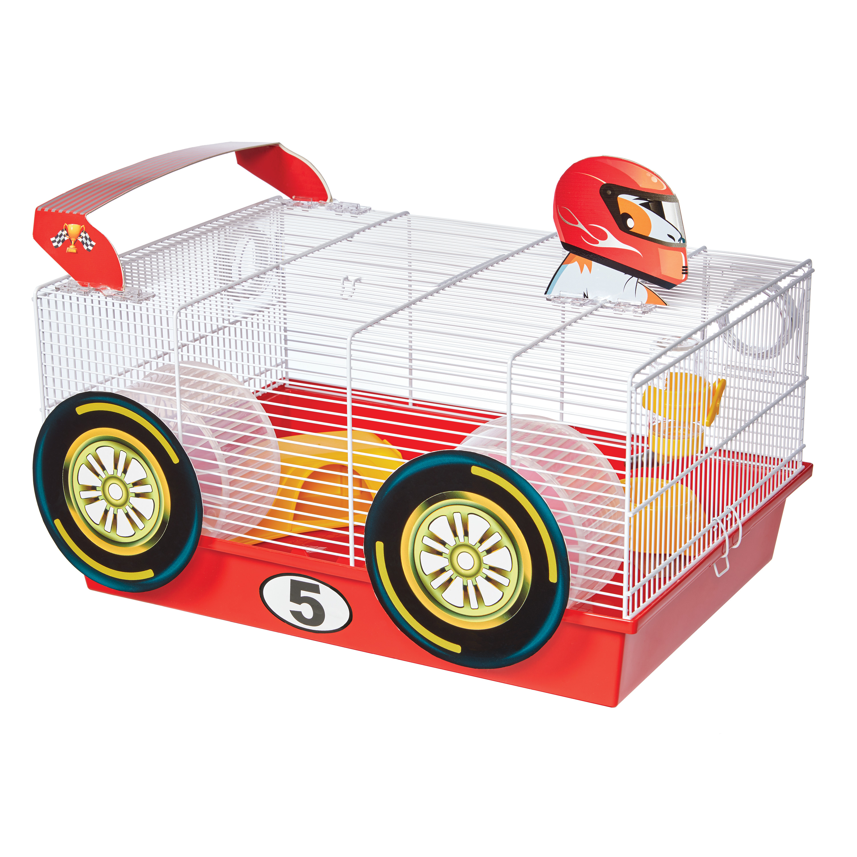 MidWest Homes for Pets Race Car Hamster Cage