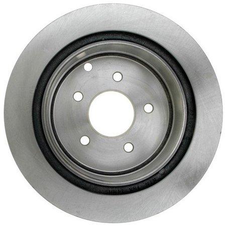 Raybestos Brakes 980155R Brake Rotor R-Line OE Replacement; Single - image 2 de 2