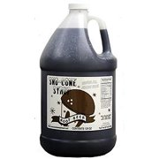 4-Gallons Sno-Kone Syrup (Root Beer)