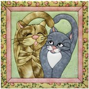 Cat's Meow Quilt Magic Kit