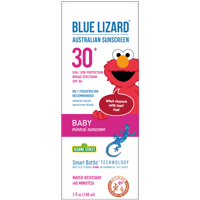 Blue Lizard Baby Australian Sunscreen Lotion SPF 30+, 5 Ounce, 1 Bottle