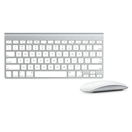 f508292e0ef Apple Wireless Magic Mouse and Keyboard - Refurbished - Walmart.com