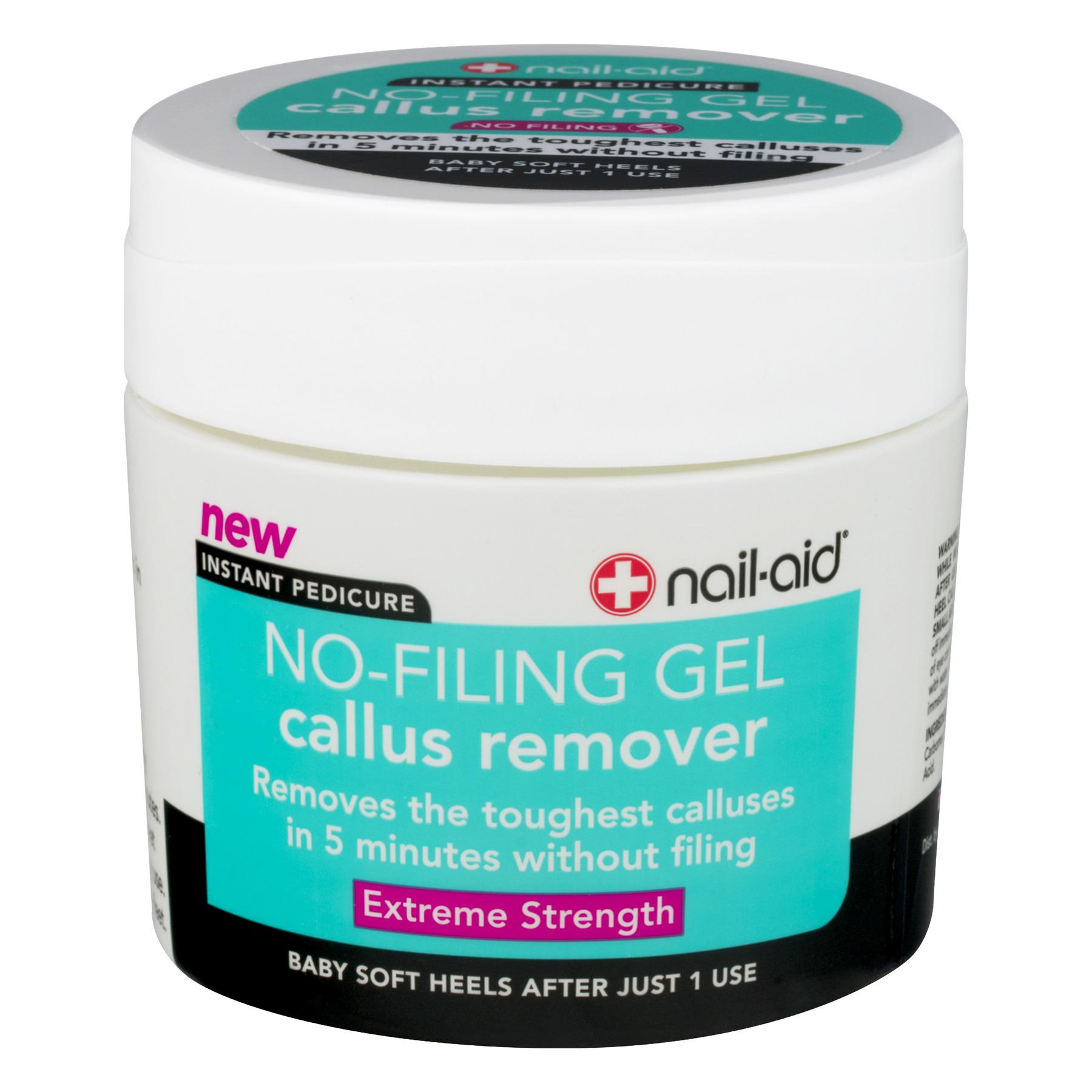 Nail-Aid No-Filing Gel Callus Remover, 5.5 OZ