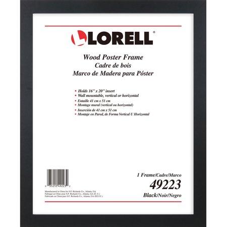 Lorell, LLR49223, Poster Frame, 1 Each, -