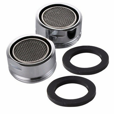 Male Faucet Aerator (Wideskall® 2 Pieces 2.2 GMP 15/16