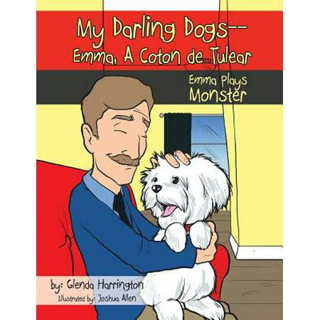My Darling Dogs--Emma, a Coton De Tulear - eBook
