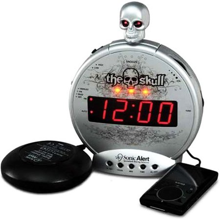 Sonic Alert The Skull with Bone Crusher 550 Mhz Core Clock