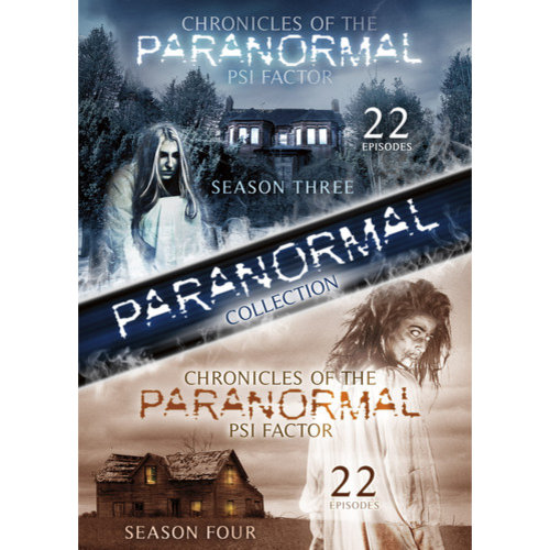 Chronicles Of The Paranormal: PSI Factor - Seasons 3 And 4