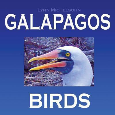 Galapagos Birds  Wildlife Photographs From Ecuadors Galapagos Archipelago  The Encantadas Or Enchanted Isles  And The Words Of Herman