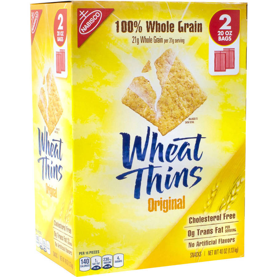 Nabisco Original Wheat Thins, 40 oz