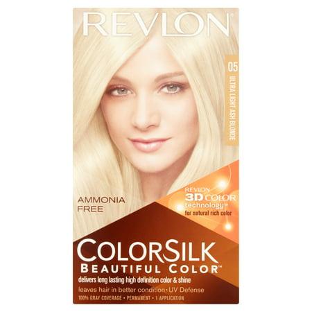 Revlon® Colorsilk Beautiful Color™ Permanent Liquid ...