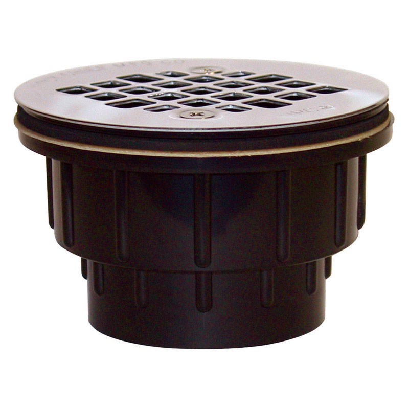 """Sioux Chief Shower Drain Screw-On Abs 2 """""""